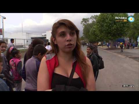 Pueblos petroleros con energía. Somos de Las Heras - 04-01-14
