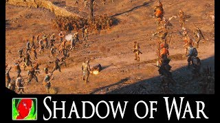 Shadow of War - Warchief Vs Warchief Pitched Battles Part 2