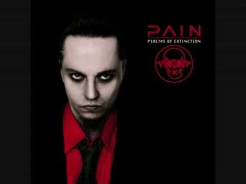 Pain - Nailed To The Ground