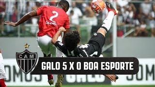 Galo Goleia O Boa Esporte Na Estreia Do Mineiro 20 01 2019
