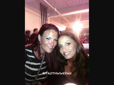 Lita And Trish Interview Part One video