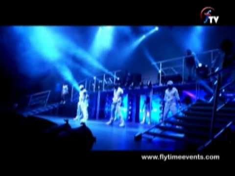 Psquare Invasion Concert- Intro Performance video