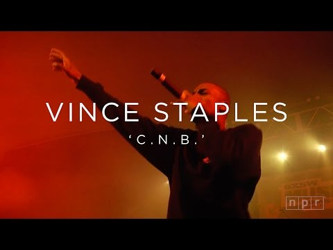 Vince Staples: 'C.N.B.' SXSW 2016 | NPR MUSIC FRONT ROW