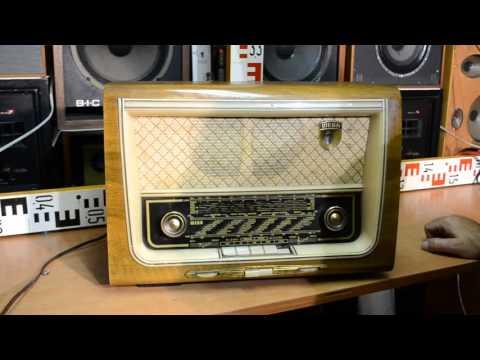 WEGA RADIO Stuttgart - Type: Wega 202
