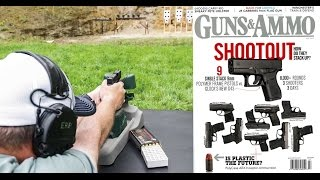 Guns & Ammo's Single Stack 9mm Shootout