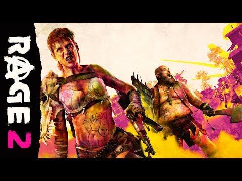 Rage 2 - 7 minutes de gameplay (QuakeCon 2018)