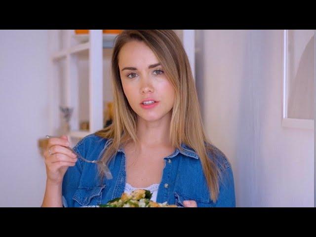 Правильное питание: теплый салат с индейкой за 20 минут
