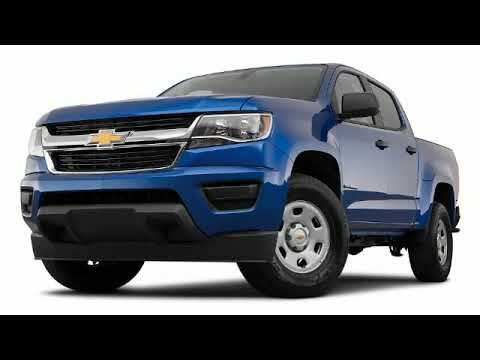 2019 Chevrolet Colorado Video