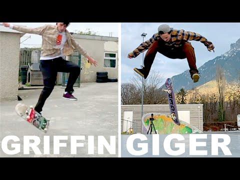 CRAZIEST FLIP TRICKS 2020 Jonny Giger VS Jamie Griffin