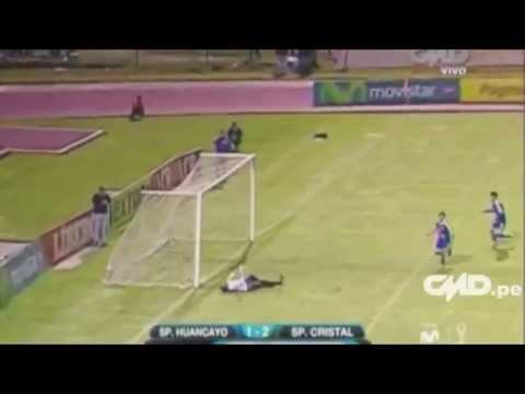 Sport Huancayo 1-2 Sporting Cristal