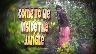 Man vs Jangle || Survival In The Jangle || bhaba ghure || #sundarbon || vlog-03