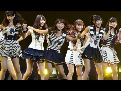 Japanese Girl Band Akb48 Spices It Up video