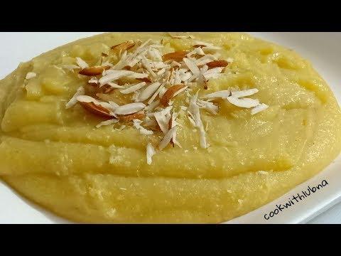 Badam Ka Halwa / बादाम का हलवा रेसीपी / healthy almonds halwa