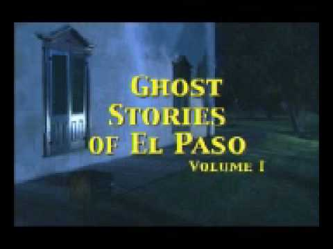 Girl Ghost Story Ghost Stories of el Paso