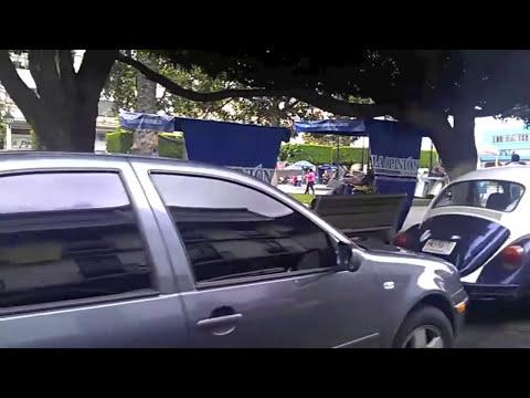 Recorrido por Uruapan, Michoacan 2012
