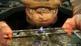 Vindictus sylas The best great skill animation