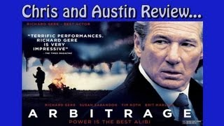 Arbitrage - Arbitrage starring Richard Gere- Movie reivew