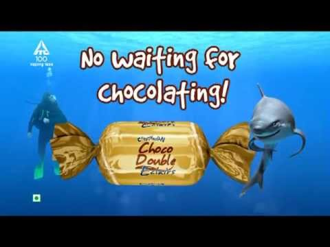 Choco Candy 2013 Tv Ad - Double Shark