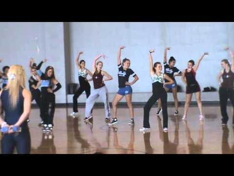 UDA Hip Hop 5 Work Mix