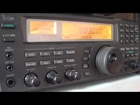 Shortwave radio listening picks for 2200 UT A13 summer schedule