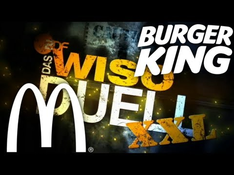 WISO-Duell: McDonald's vs. Burger King (Fast-Food im Check - ZDF)