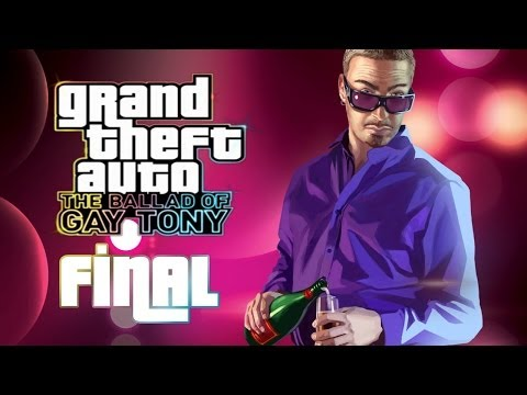 Grand Theft Auto IV EFLC TBOGT Final B�l�m