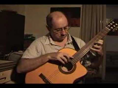 Cajita de música of Tarrega by Carlos R. Gomez