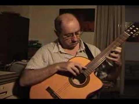 Francisco Tarrega - La Alborado Cajita De Musica