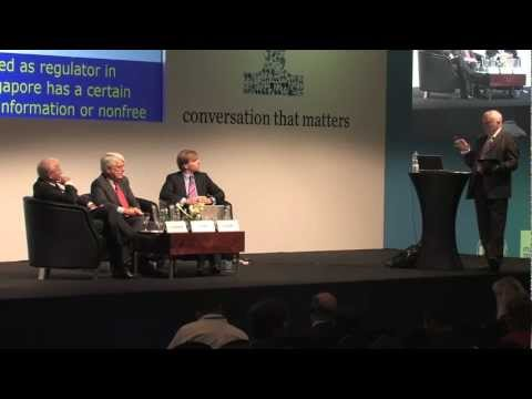 Big Conversation with the BBC: Privacy, trust and innovation @ ITU TELECOM WORLD 2012