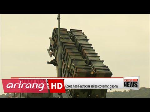 S. Korea, U.S. pick southern county of Seongju for THAAD deployment