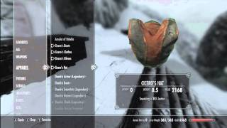 Skyrim: Hidden Dragon Shout (Dragon Priest) [READ DESCRIPTION]