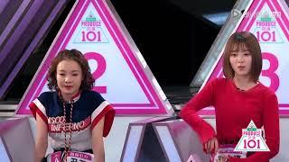【撒比】「创造101」ep2 sing女团cut