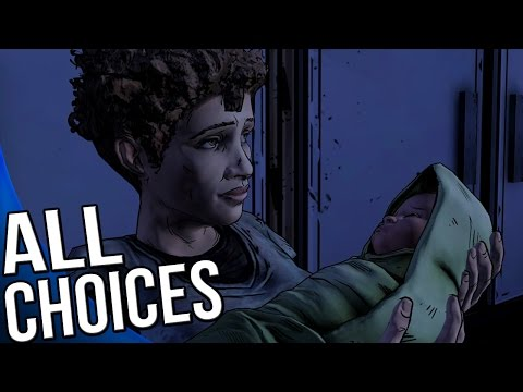 The Walking Dead Season 2 Episode 4 - All Choices/ Alternative Choices