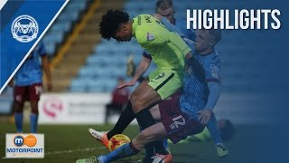 HIGHLIGHTS | Scunthorpe United vs Peterborough United
