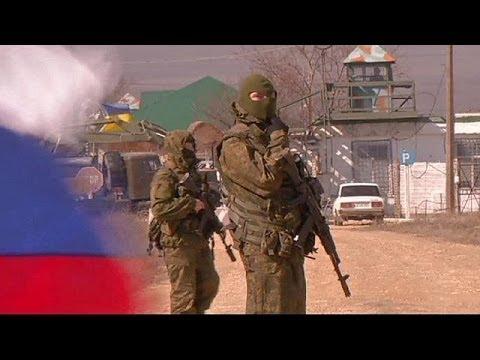 Ukraine accuses Russia of further troop movements amidst Crimea crisis