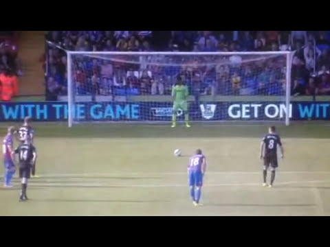 Speroni amazing penalty save against Burnley