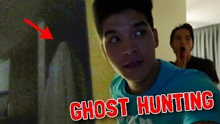 ALMOST CAUGHT MY GHOST! (SO CLOSE)