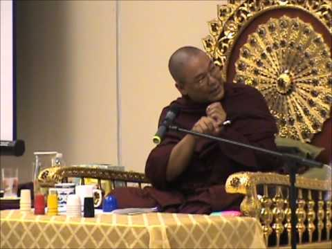 U Thumingala - Daly City - Dhamm Talk - 08 29 12 video