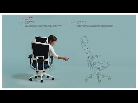 TNK FLEX office chair