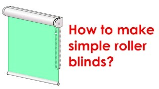 (3.28 MB) How to make a roller blind? Mp3