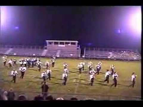 Edison High School Marching Band - Welcome to the Jungle