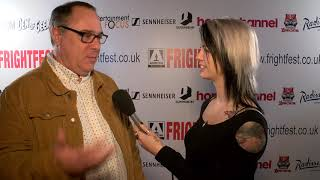 Arrow Video FrightFest 2018 - The Man Who Killed Hitler And Then Bigfoot On The Red Carpet
