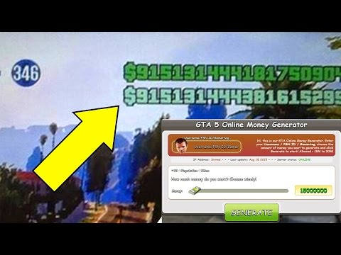 GTA 5 MONEY GLITCH - FREE UNLIMITED MONEY BYPASS! (GTA 5 ONLINE)