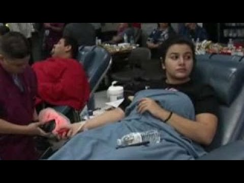 How to donate blood to Las Vegas shooting victims