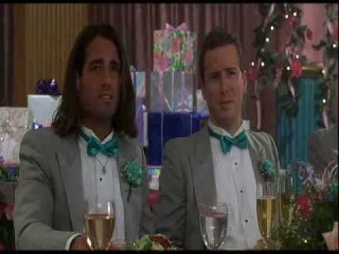 The Wedding Singer - Do You Really Want To Hurt Me?