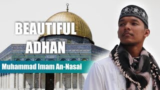 Most Beautiful Adhan by Imam An-Nasa