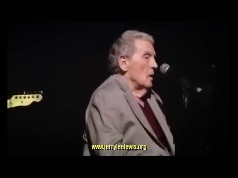 Jerry Lee Lewis - Live in Glasgow (2015)