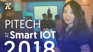 HTV9 đưa tin về công nghệ IoT an ninh dành cho Smart Home của Pitech