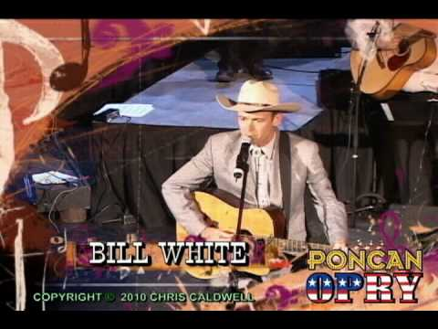 BILL WHITE performing at PONCAN OPRY