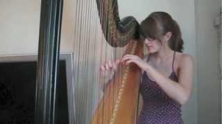 Zelda's Lullaby - Harp Cover